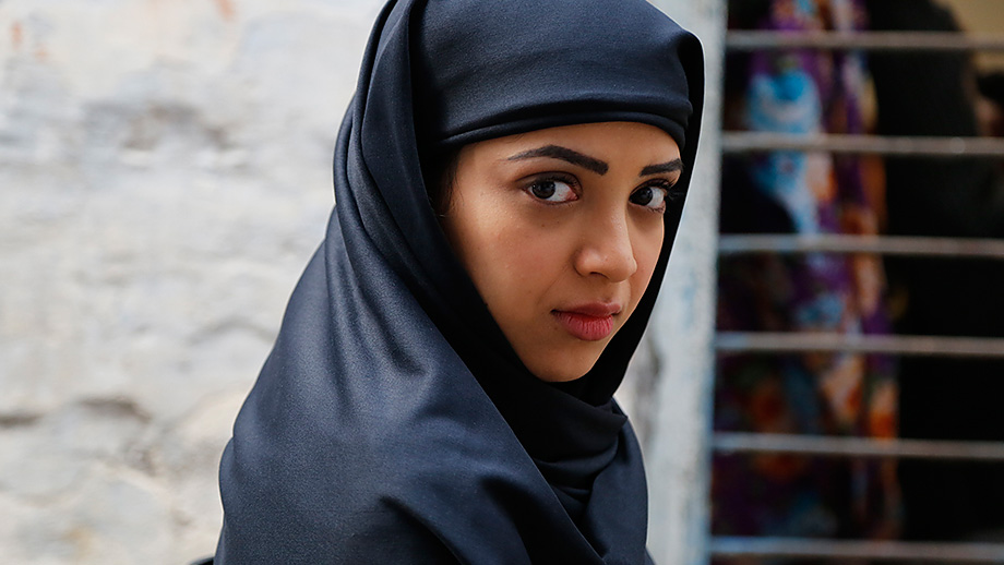 Image result for Lipstick Under My Burkha