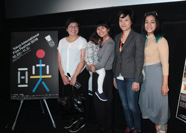 Symposium with Women Filmmakers