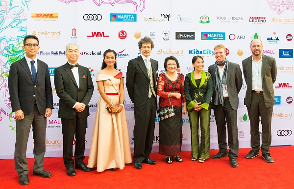 Cambodian and Philippine Premieres