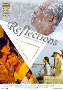 Asian Three-Fold Mirror: Reflections